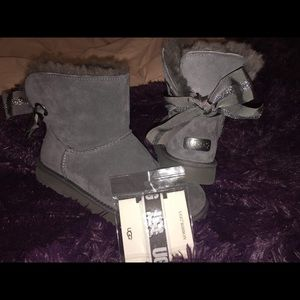 UGG ankle high winter boots